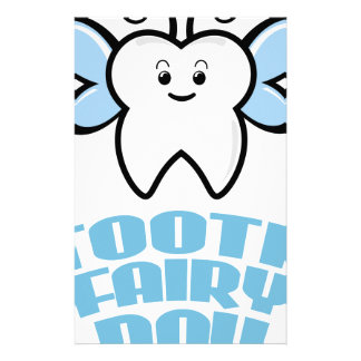 Twenty-eighth February - Tooth Fairy Day Stationery