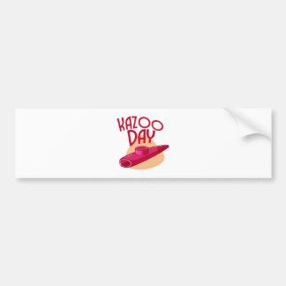 Twenty- fifth January - Irish Coffee Day Bumper Sticker