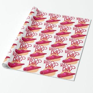 Twenty- fifth January - Irish Coffee Day Wrapping Paper