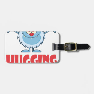 Twenty-first January - Hugging Day Luggage Tag