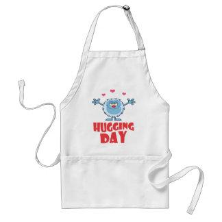Twenty-first January - Hugging Day Standard Apron