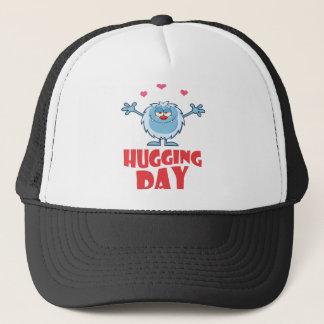 Twenty-first January - Hugging Day Trucker Hat