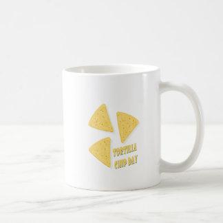 Twenty-fourth February - Tortilla Chip Day Coffee Mug