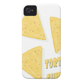 Twenty-fourth February - Tortilla Chip Day iPhone 4 Case-Mate Cases