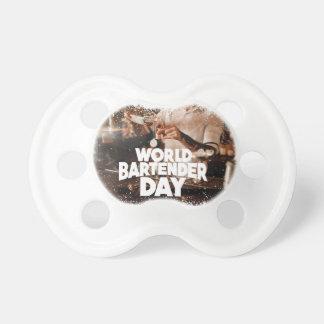 Twenty-fourth February - World Bartender Day Dummy
