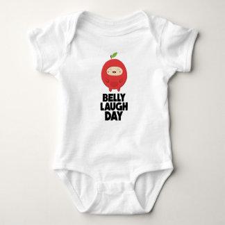 Twenty-fourth January - Belly Laugh Day Baby Bodysuit
