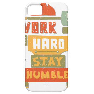 Twenty-second February - Be Humble Day iPhone 5 Case