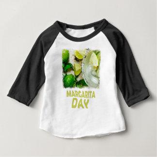 Twenty-second February - Margarita Day Baby T-Shirt