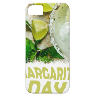 Twenty-second February - Margarita Day iPhone 5 Cover