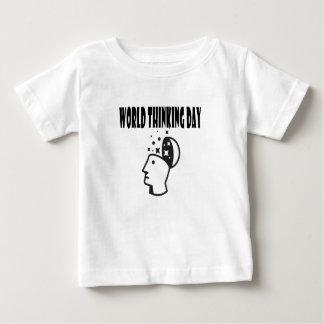 Twenty-second February - World Thinking Day Baby T-Shirt