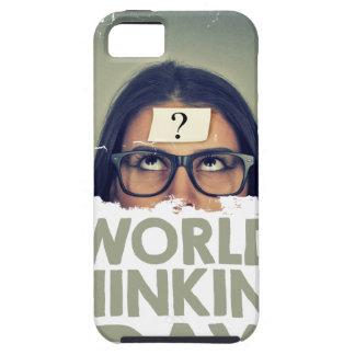 Twenty-second February - World Thinking Day iPhone 5 Cases