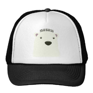 Twenty-seventh February - Polar Bear Day Cap