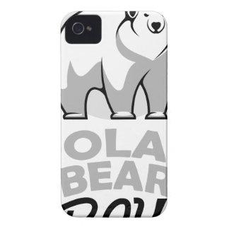 Twenty-seventh February - Polar Bear Day iPhone 4 Case-Mate Cases