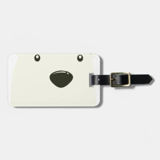 Twenty-seventh February - Polar Bear Day Luggage Tag