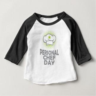 Twenty-sixth February - Personal Chef Day Baby T-Shirt