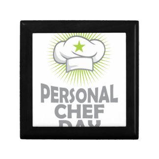 Twenty-sixth February - Personal Chef Day Gift Box