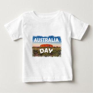 Twenty-sixth January - Australia Day Baby T-Shirt