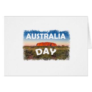 Twenty-sixth January - Australia Day Card