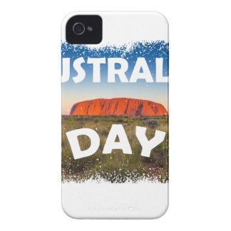 Twenty-sixth January - Australia Day iPhone 4 Covers