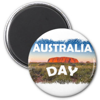 Twenty-sixth January - Australia Day Magnet