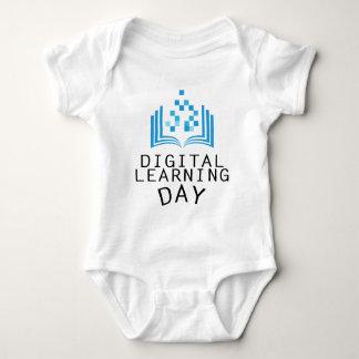 Twenty-third February - Digital Learning Day Baby Bodysuit