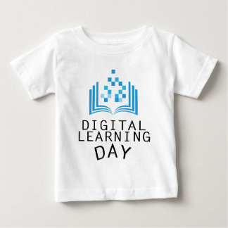 Twenty-third February - Digital Learning Day Baby T-Shirt