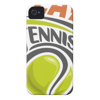 Twenty-third February - Play Tennis Day iPhone 4 Case-Mate Case