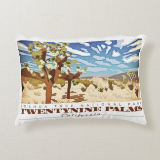 Twentynine Palms Califorina Decorative Cushion