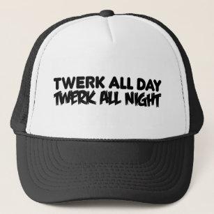 35a722045e1 Twerk All Day Trucker Hat