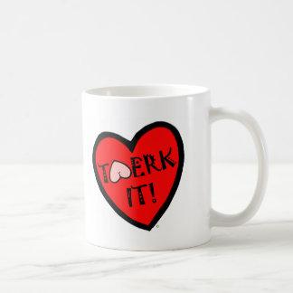 Twerk It! Coffee Mug
