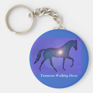 TWH Tennessee Walking Horse Key Ring
