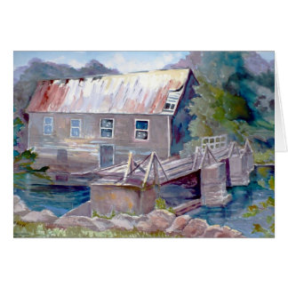 Twiddys Mill, Ontario Card