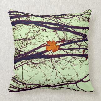 Twigs in Autumn Cushion