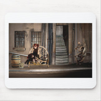 TWILIGHT ALLEY MOUSE PAD