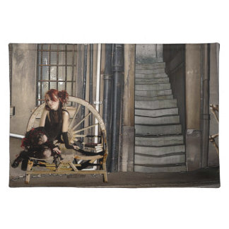 TWILIGHT ALLEY PLACEMAT