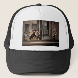 TWILIGHT ALLEY TRUCKER HAT