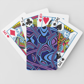 Twilight Bicycle Playing Cards
