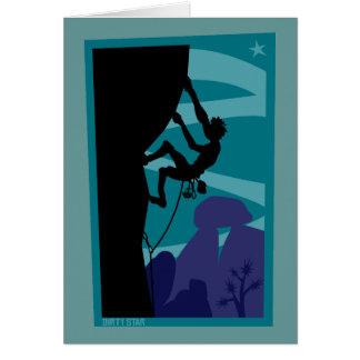 Twilight Climber Card