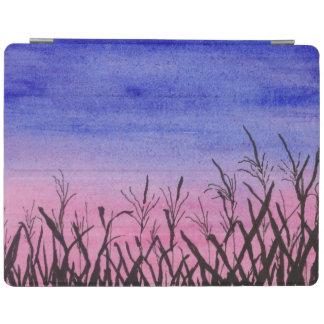 Twilight Corn Field iPad Cover