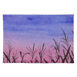 Twilight Corn Field Placemat