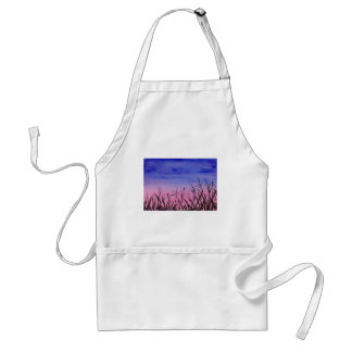 Twilight Corn Field Standard Apron
