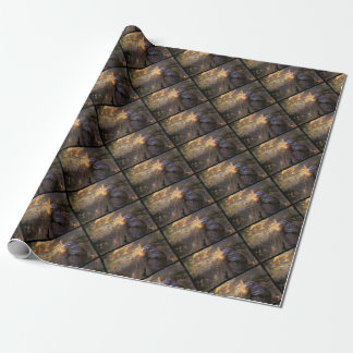 Twilight Faeries Dancing Wrapping Paper