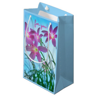 Twilight Fairy Lilies All-Purpose Gift Bag