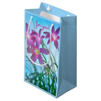 Twilight Fairy Lilies All-Purpose Gift Bag