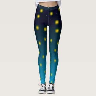 TWILIGHT FIREFLIES LEGGINGS