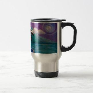 Twilight in Paradise Travel Mug