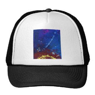 TWILIGHT (outer space art) ~ Cap