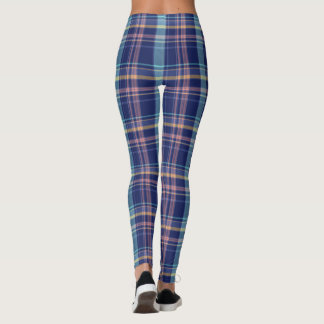 Twilight Plaid Leggings