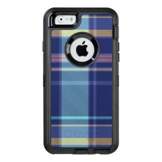 Twilight Plaid OtterBox Defender iPhone Case