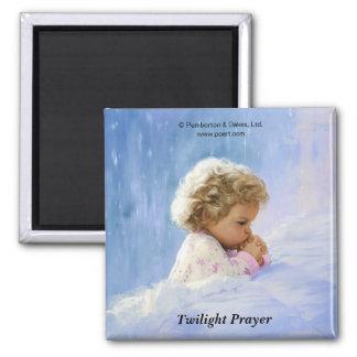 Twilight Prayer Magnet